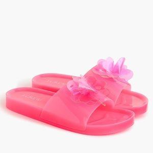 J. Crew Women's Pool Slide Sandals - NEW